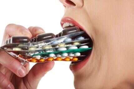 skutki uboczne antybiotyków
