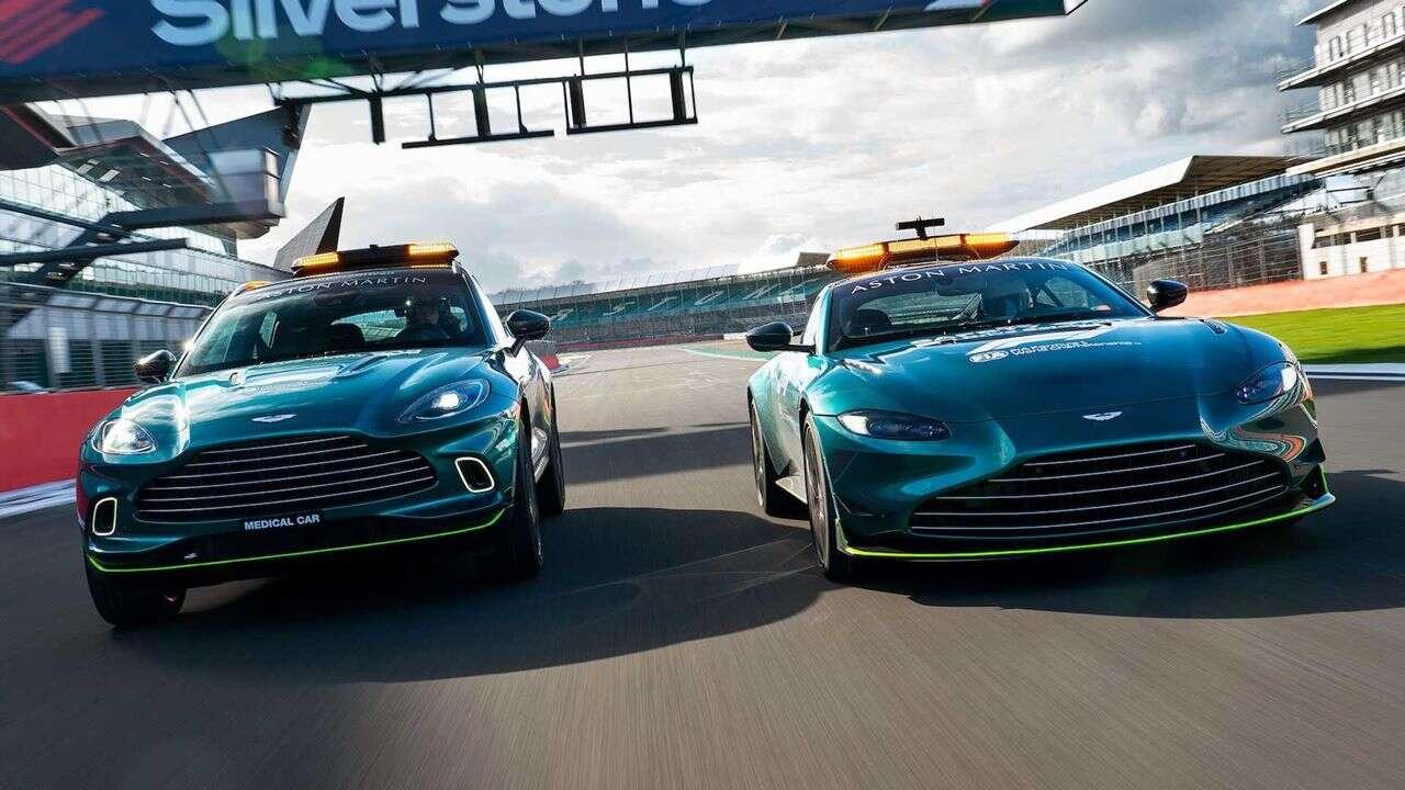 Aston Martin wygryzł Mercedesa na 2021 sezon Formuły 1