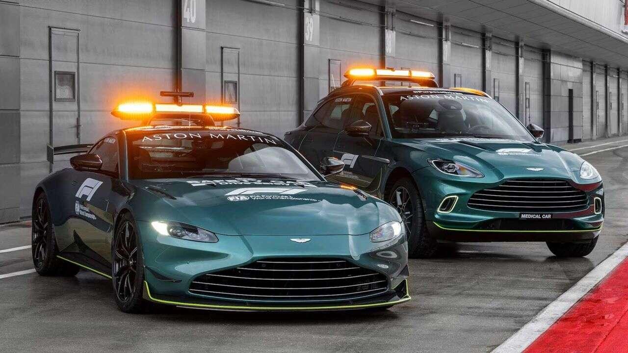Aston Martin wygryzł Mercedesa