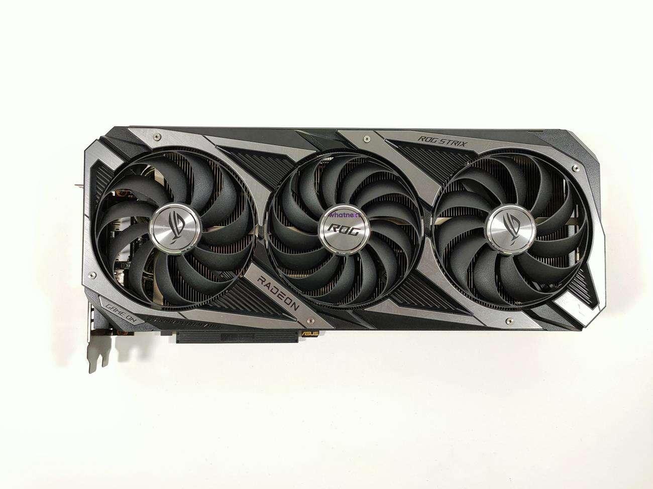 test Asus Radeon RX 6700 XT ROG Strix OC, recenzja Asus Radeon RX 6700 XT ROG Strix OC, opinia Asus Radeon RX 6700 XT ROG Strix OC