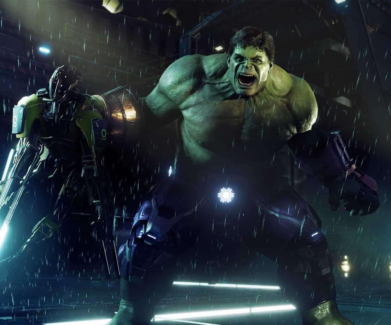 marvel's avengers, łatka
