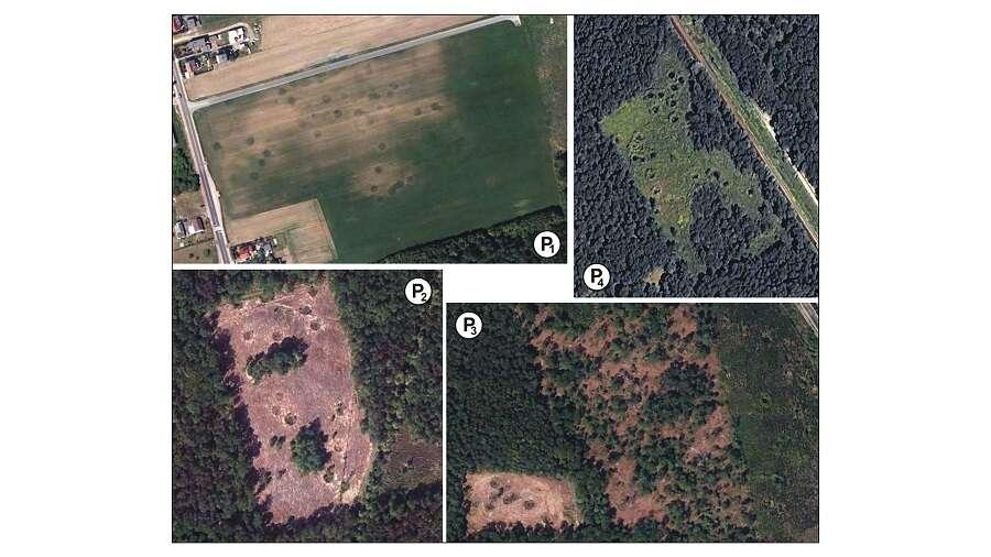W tym miejscu zrzucono prawie 40 tysięcy bomb. Polskie znalezisko z okresu drugiej wojny światowej