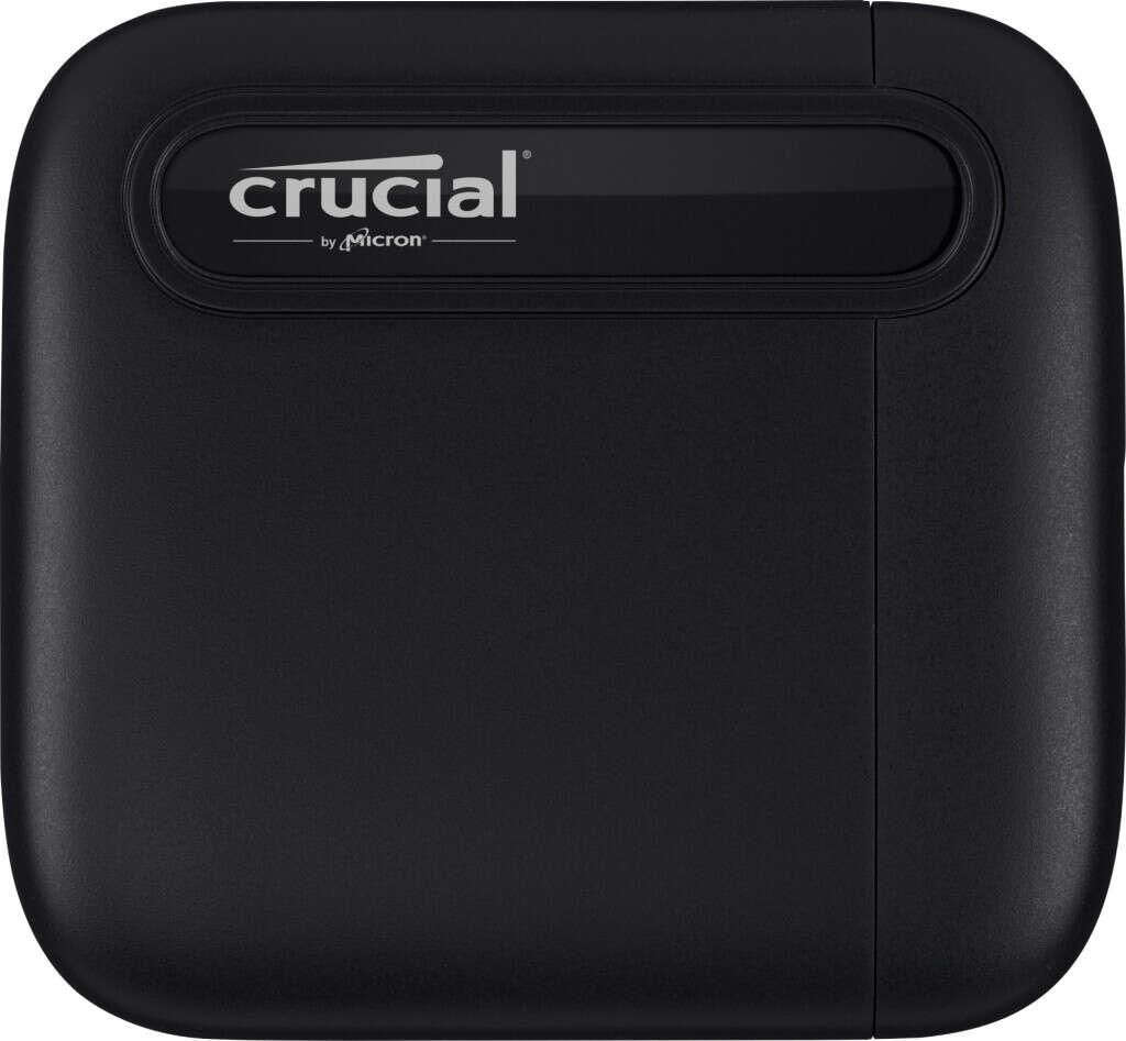 nowe modele Crucial X6
