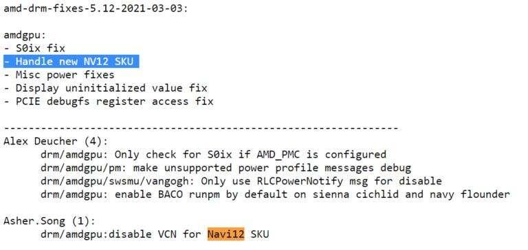 AMD RDNA kryptowaluty
