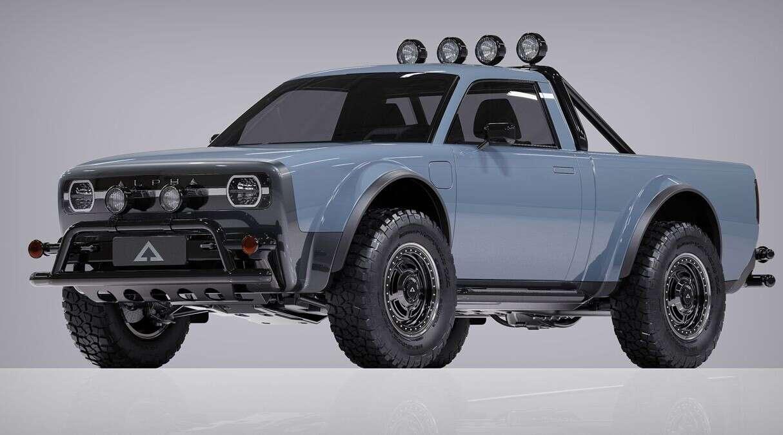 Elektryczny pickup Alpha Wolf, Elektryczny pickup, Alpha Wolf
