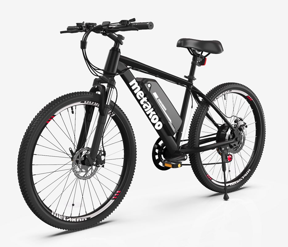 Elektryczny rower Cybertrack od Macwheel
