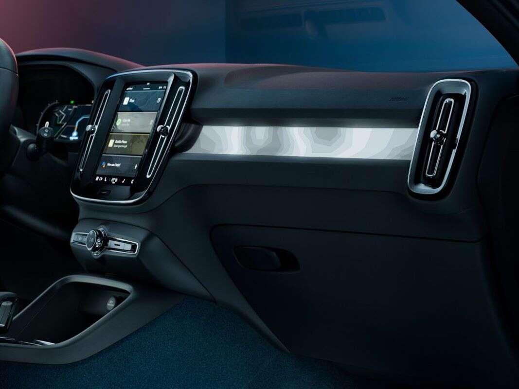 Elektryczny SUV C40 Recharge Volvo zadebiutował