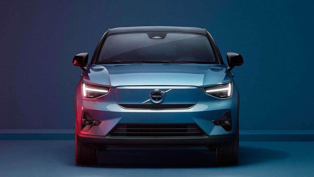 Elektryczny SUV C40 Recharge Volvo, C40 Recharge, C40 Recharge Volvo