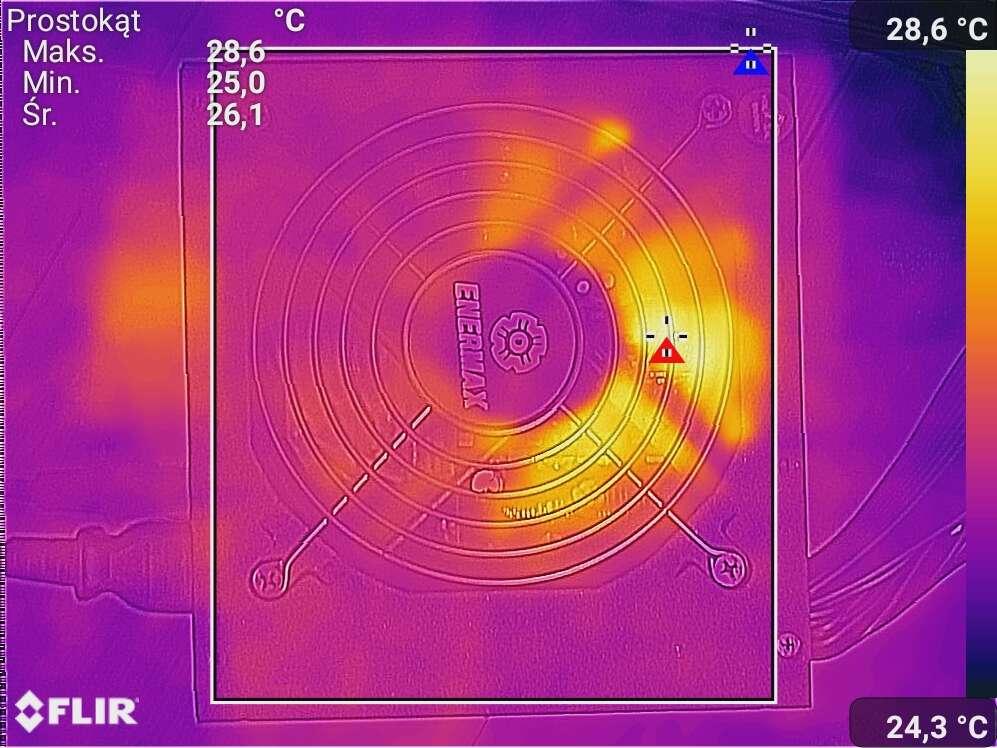 Test zasilacza Enermax CyberBron 700W