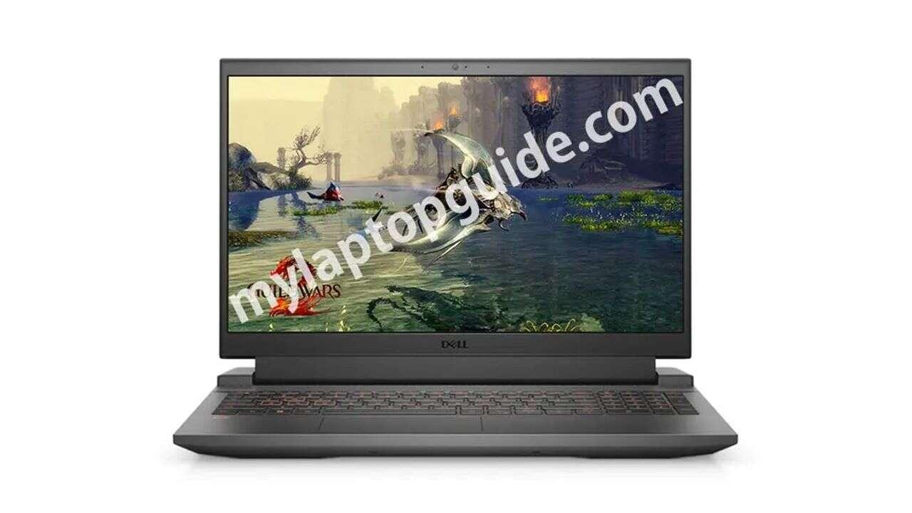 Gamingowy laptop DELL G15 5510 wyciekł
