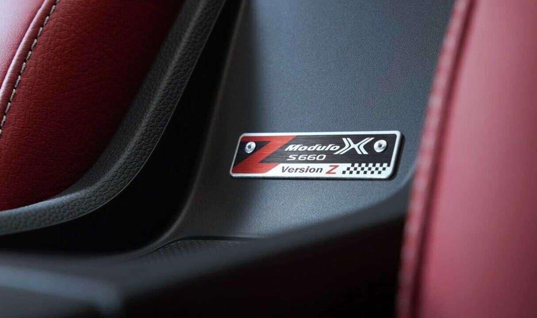 Honda S660 Modulo X Version Z, Honda S660