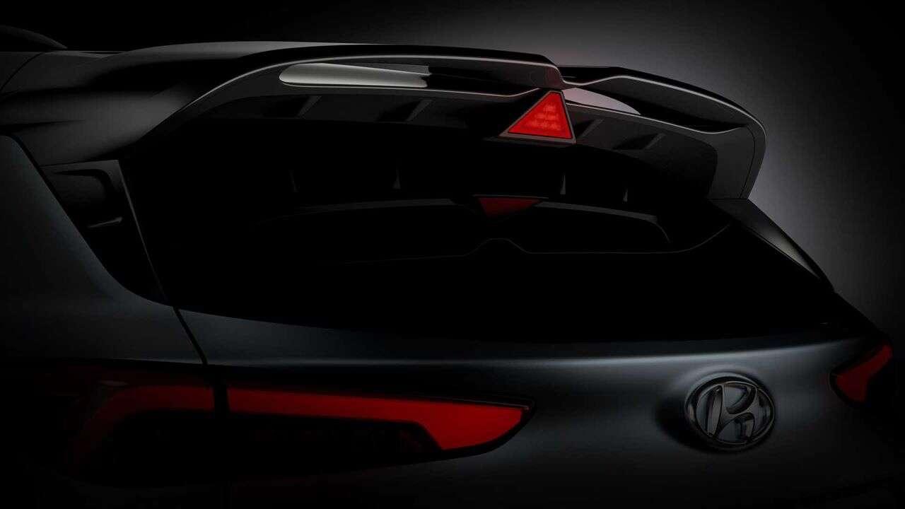 Hyundai pokazał nadwozie Kona N 2022