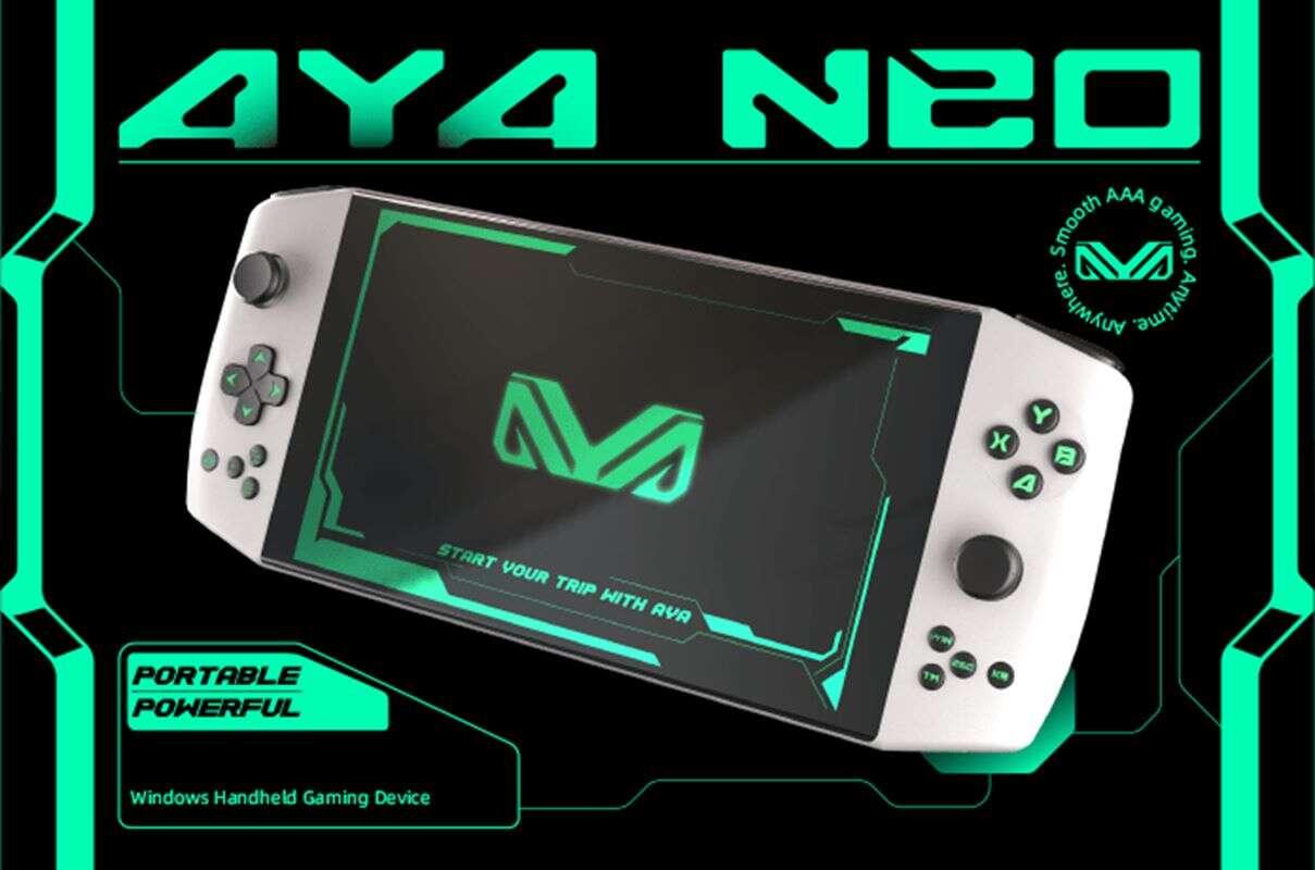 handheld Aya Neo