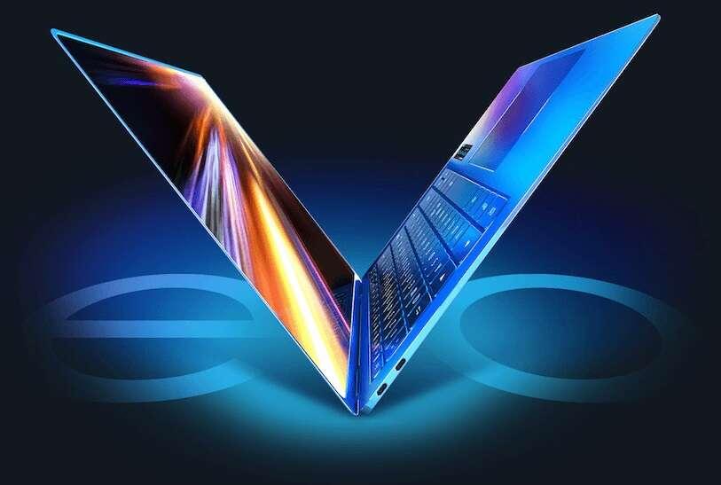 Kup laptop z Intel EVO