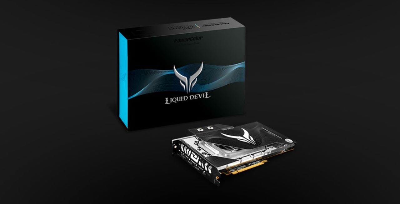 Karty Radeon PowerColor Liquid Devil zaliczyły premierę