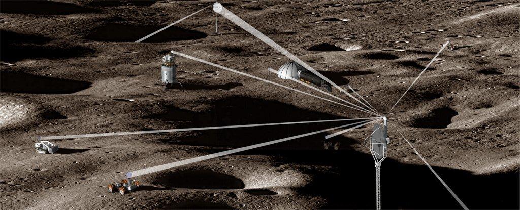 Kolonizacja Księżyca może stać się możliwa dzięki temu rozwiązaniu