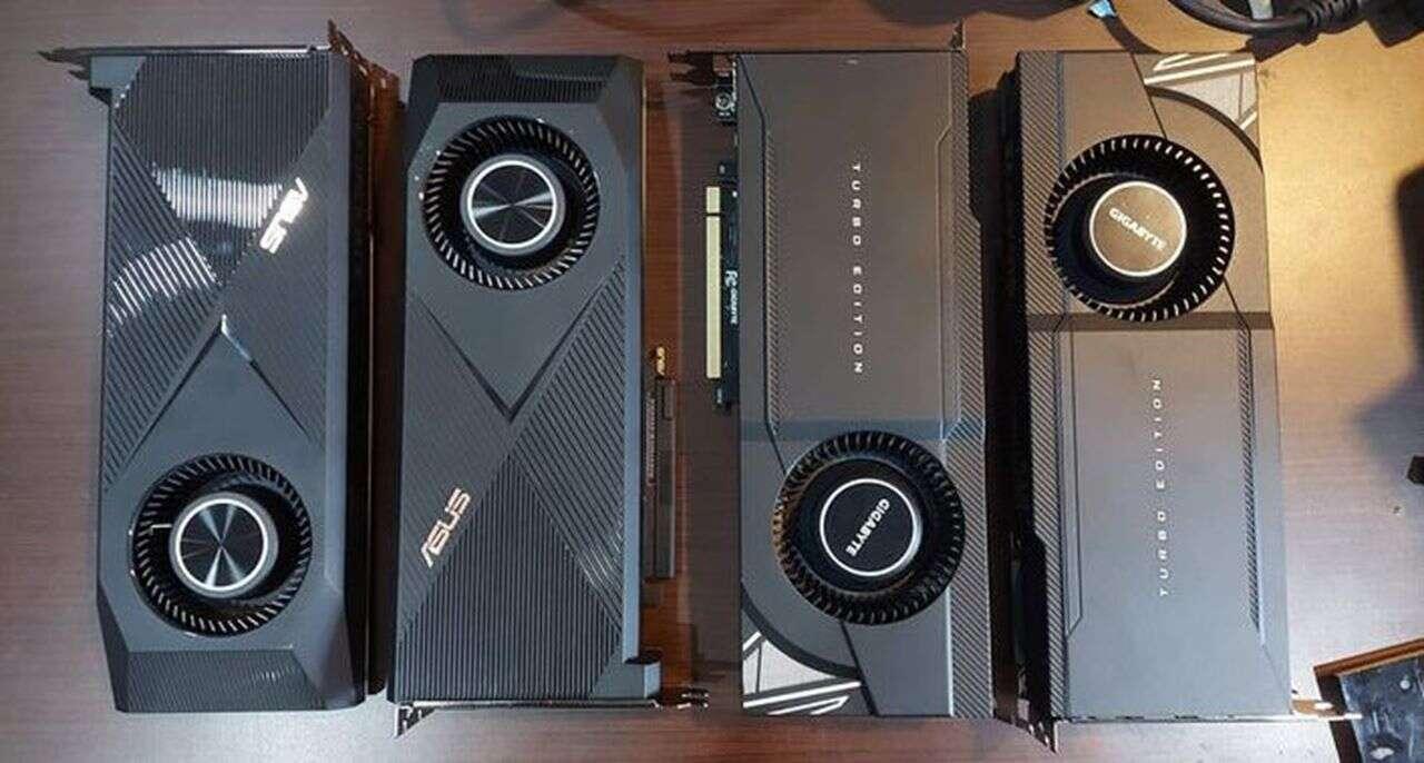 turbinowe GeForce RTX 3090,