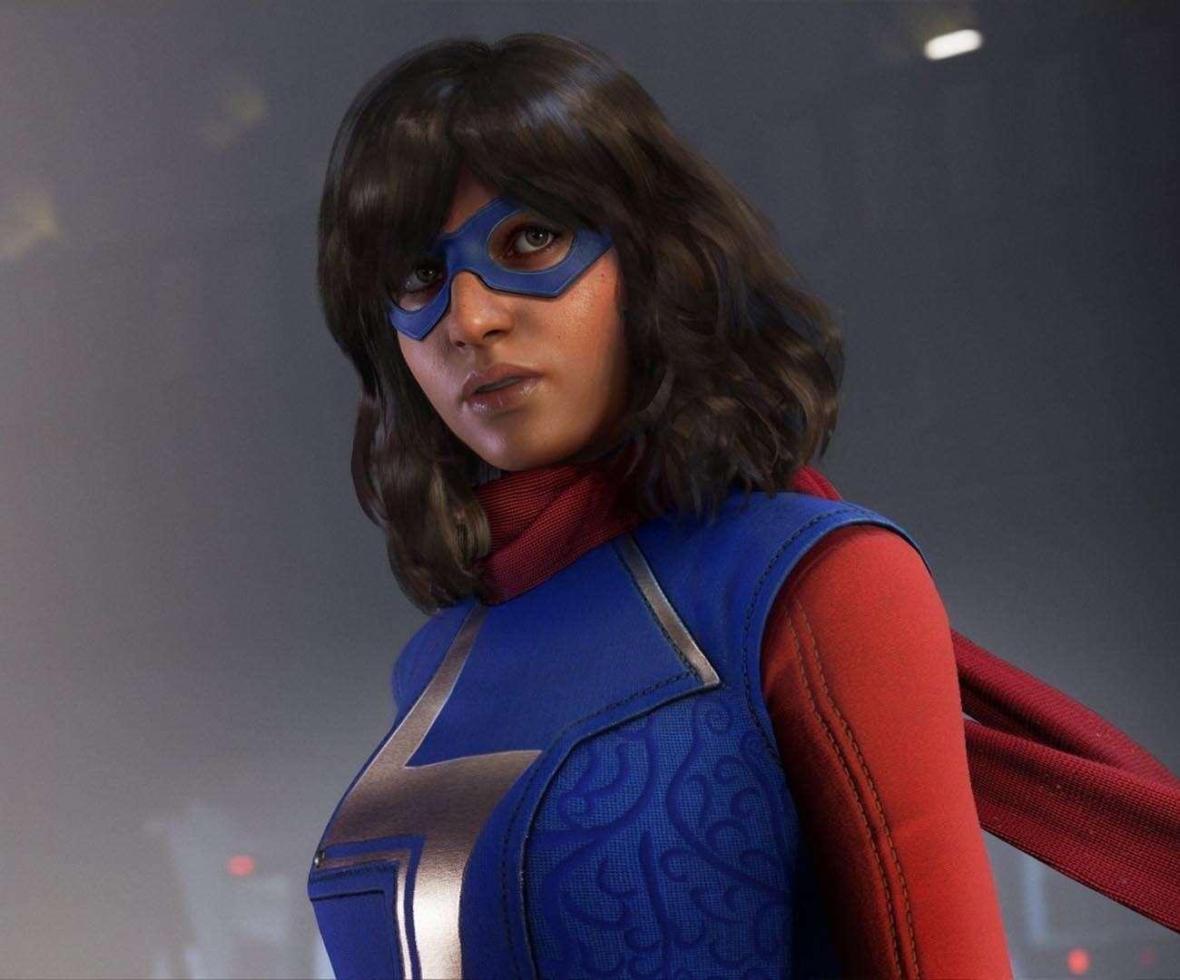 łątka marvel's avengers
