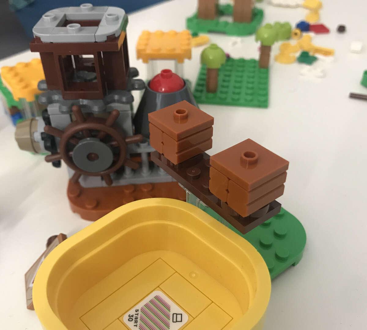 Lego Super Mario po kilku miesiącach