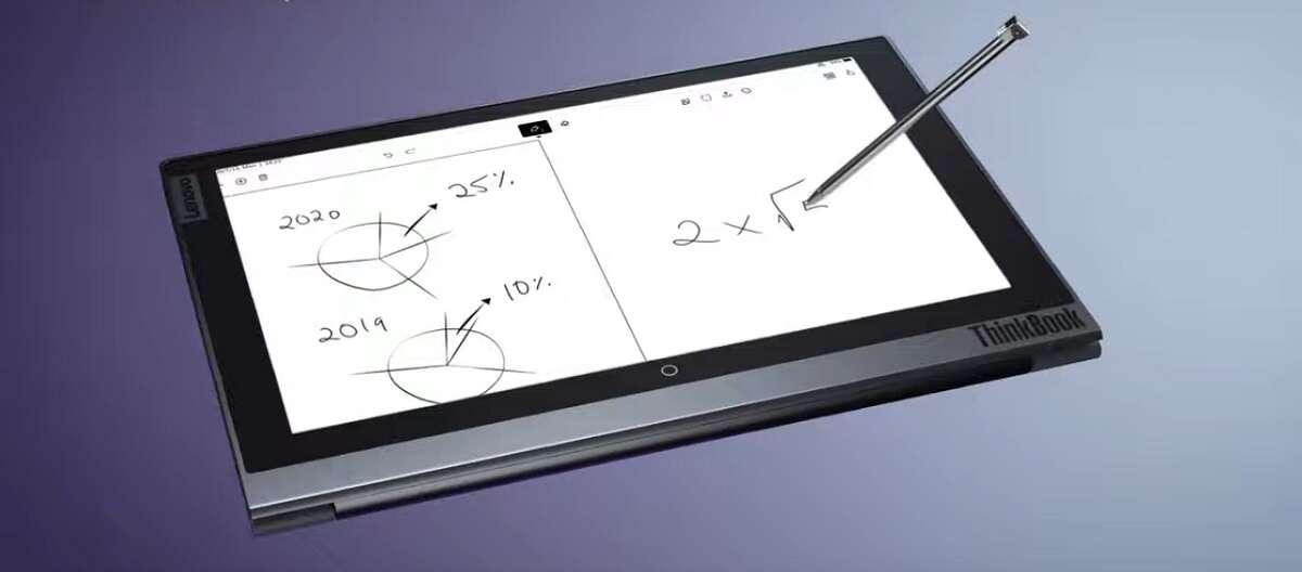 Zdalna praca i nauka z laptopami Lenovo