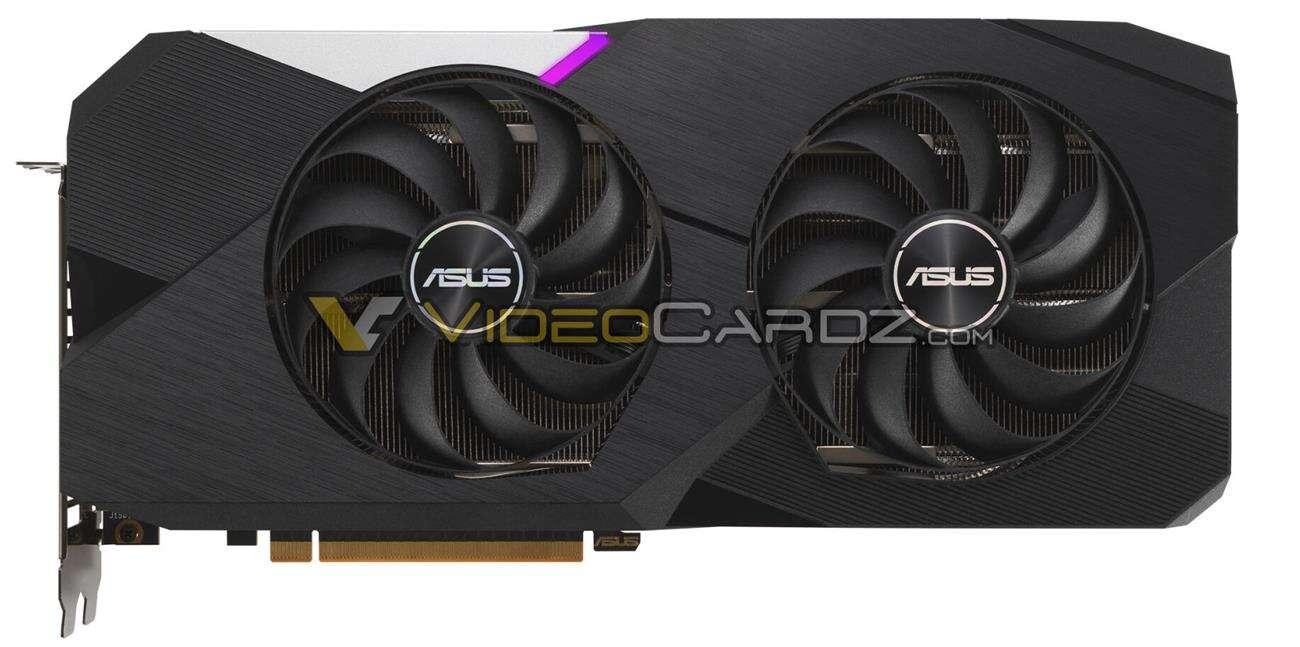 zdjęcie Asus Radeon RX 6700 XT DUAL i TUF