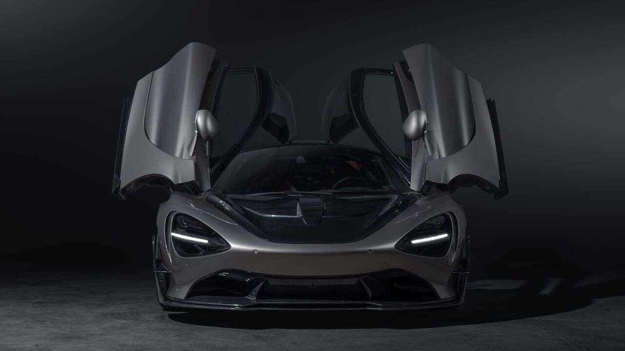 McLaren 720S od SWAE