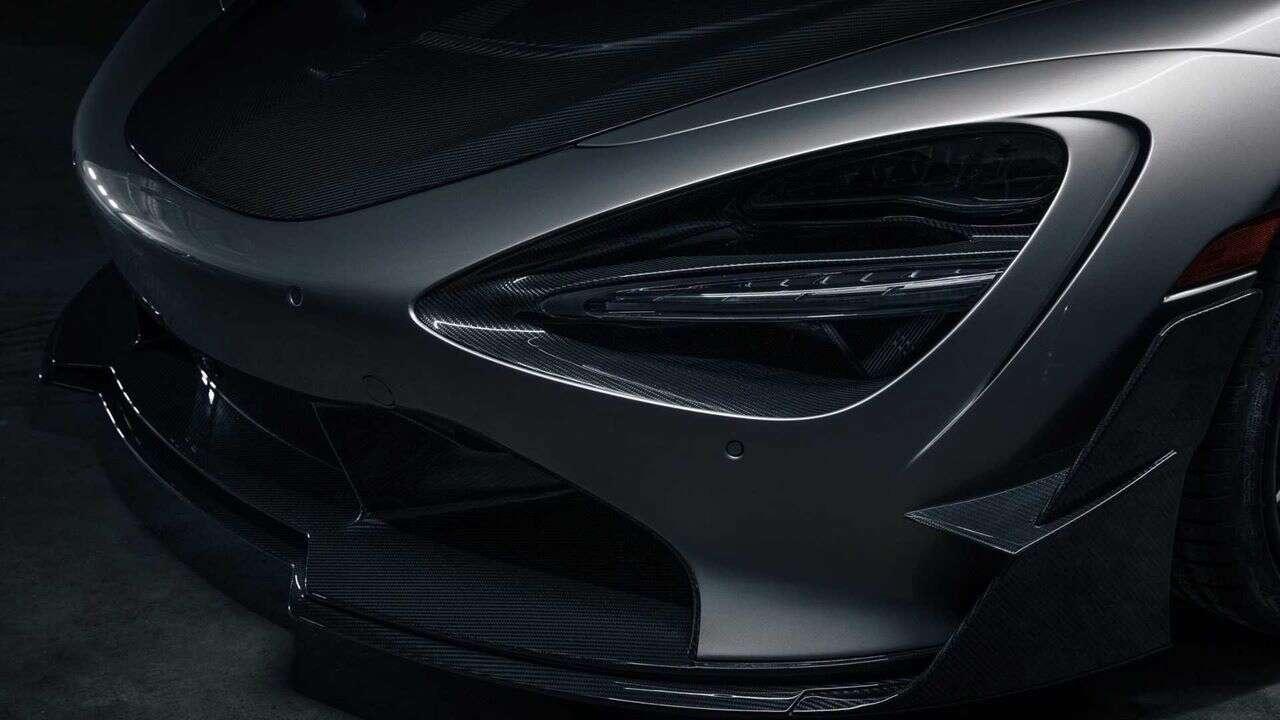 McLaren 720S od SWAE. Jak poradził sobie nowy tuner?