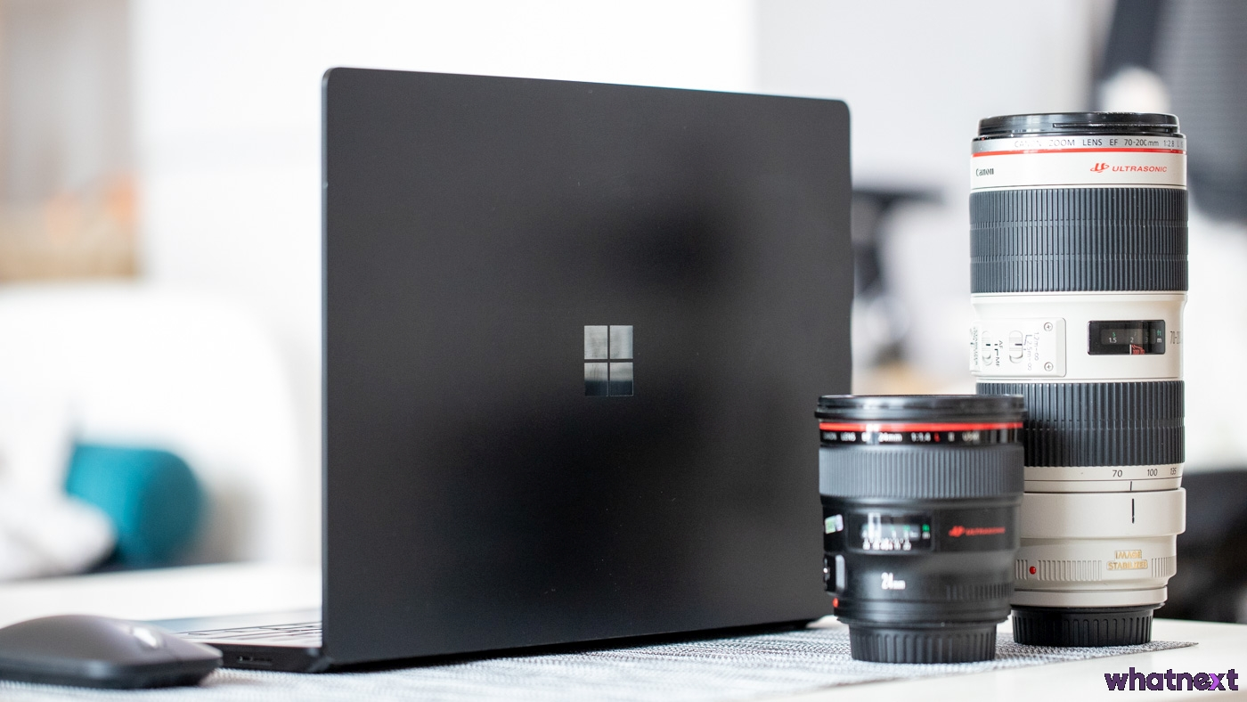 Microsoft Surface Laptop 3 test recenzja