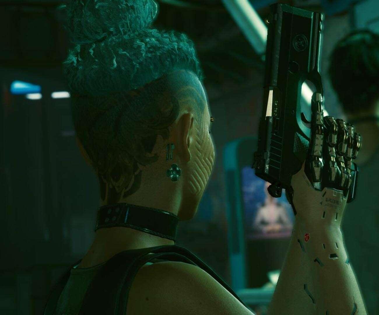 mod do cyberpunk 2077