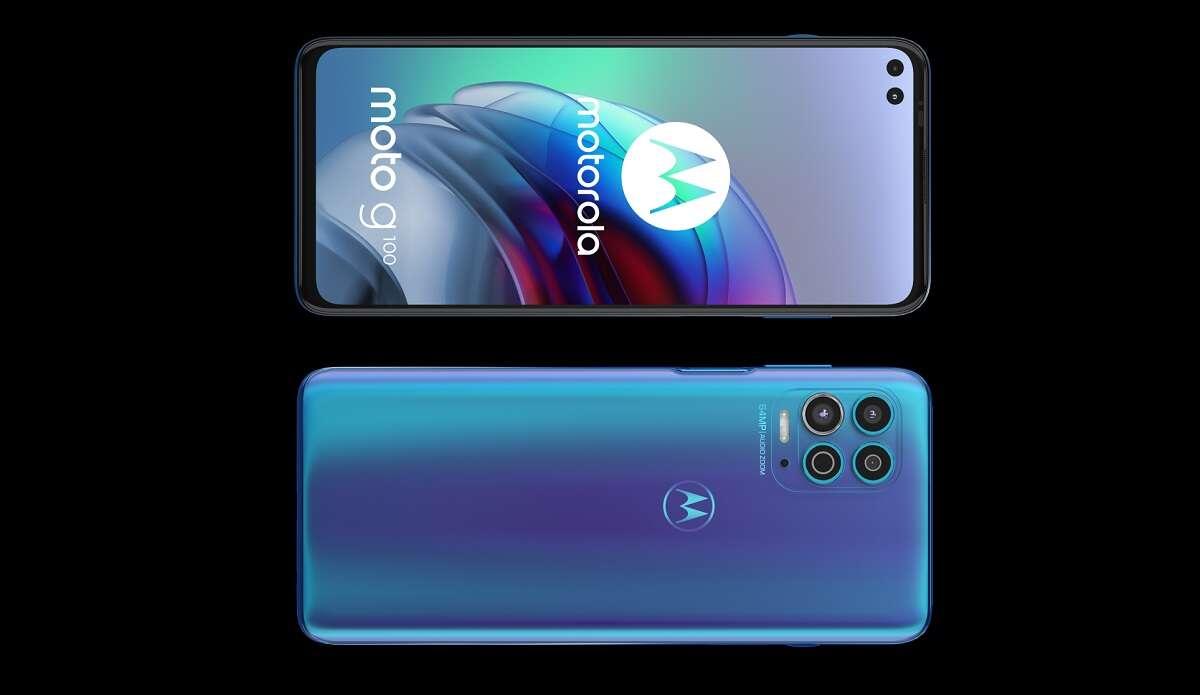 Motorola moto g100 oraz moto g50 - uzupełnienie nowej serii