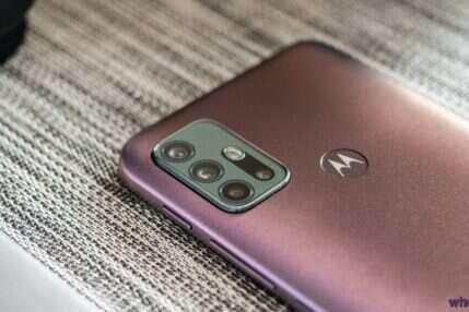 Test Motorola Moto G30