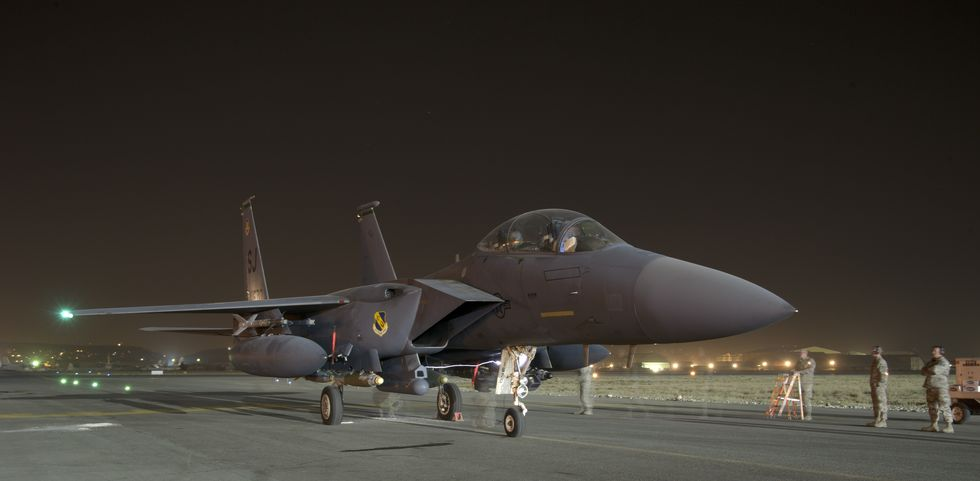 Myśliwiec F-15E