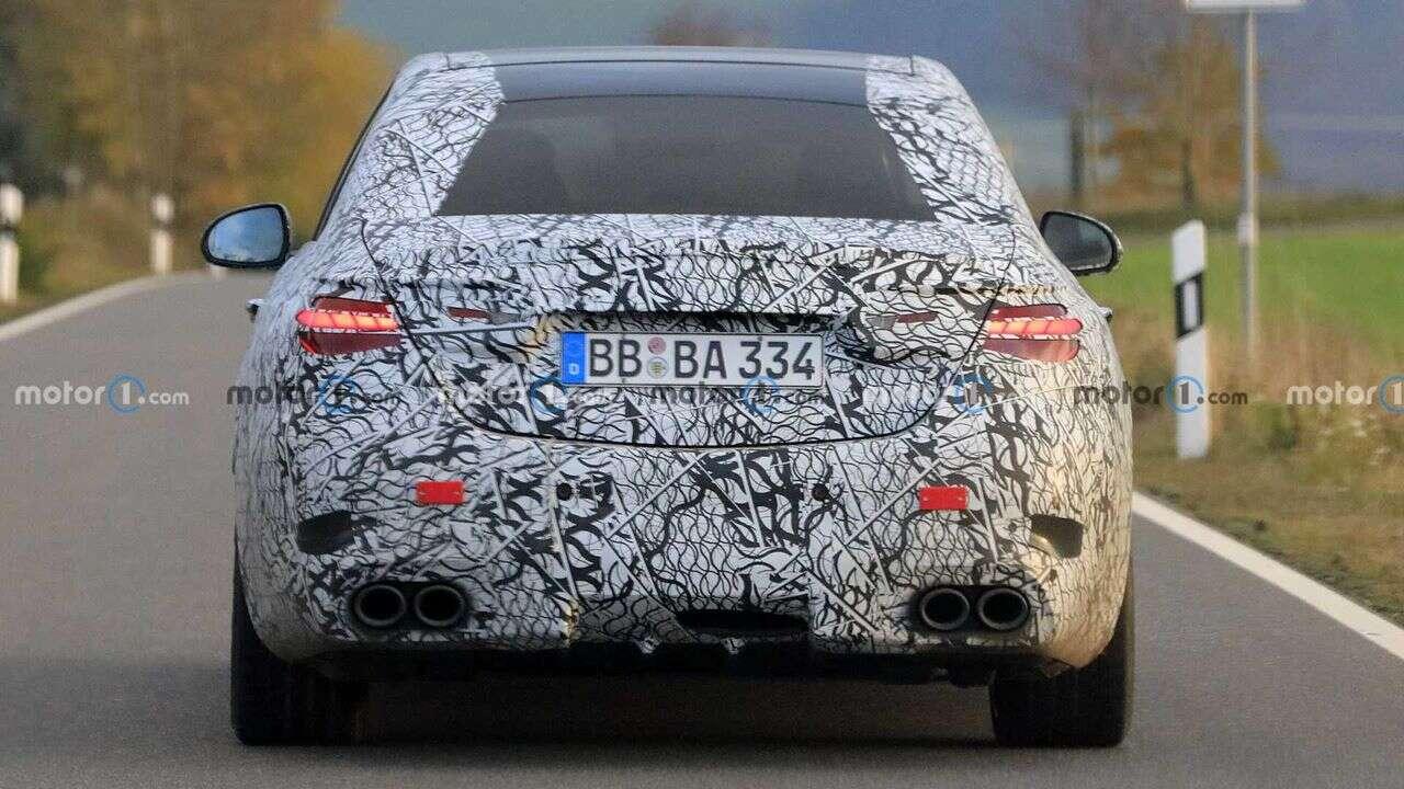 Mercedes-AMG C45, AMG C45