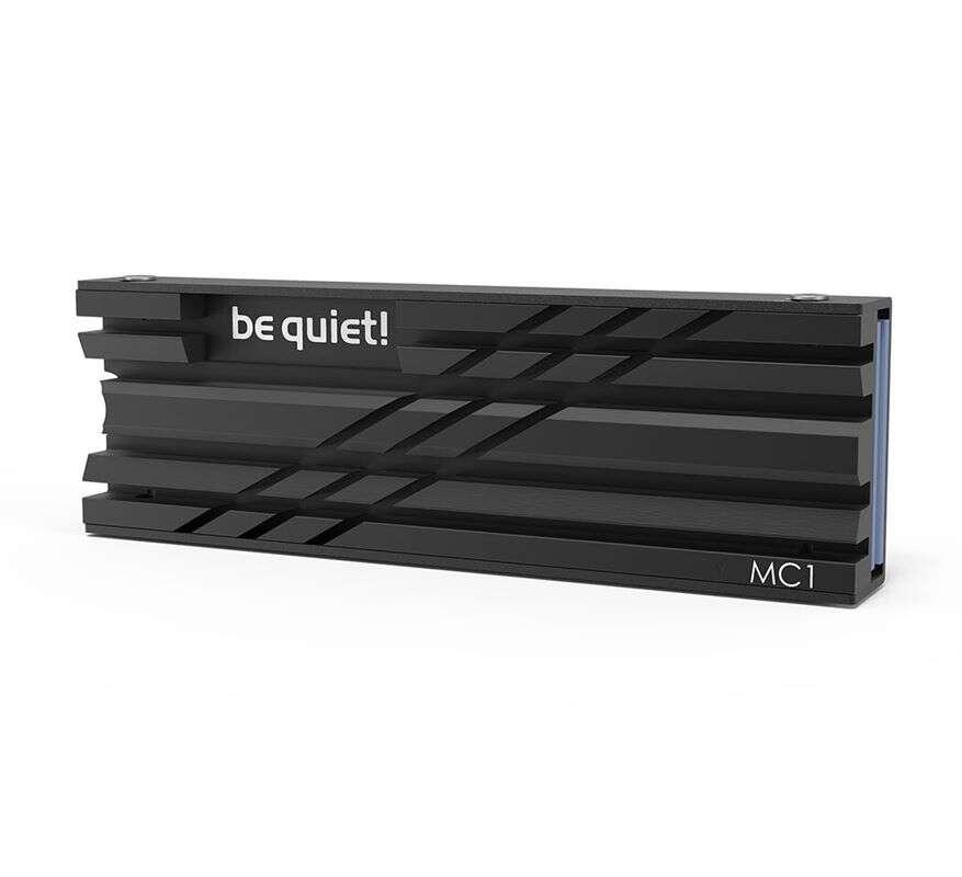 Nowe chłodzenie Pure Rock Slim 2 i MC1 od be quiet!