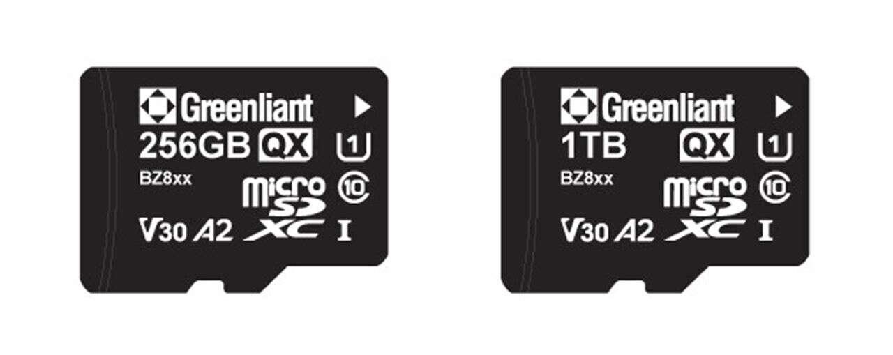 karty microSD ArmourDrive od Greenliant