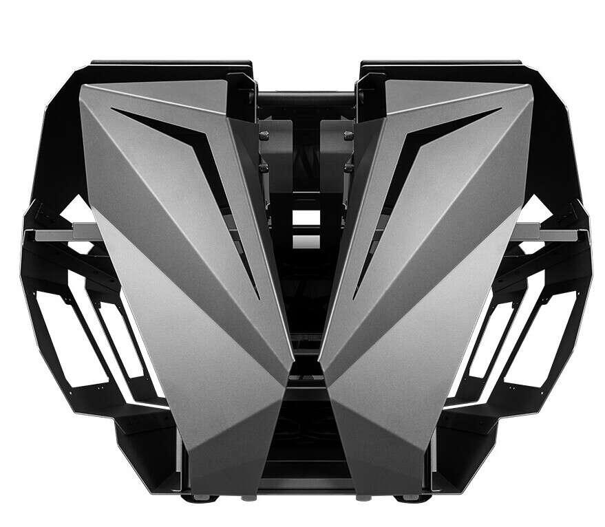 Obudowa Overdrive od AZZA niczym blok silnika V8