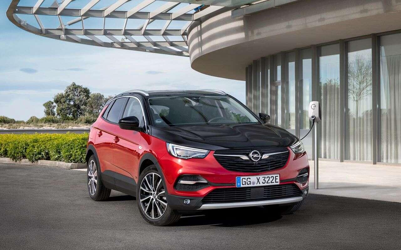 Odświeżony Opel Grandland X wyszpiegowany, Odświeżony Opel Grandland X, Odświeżenie Opel Grandland X, Opel Grandland X