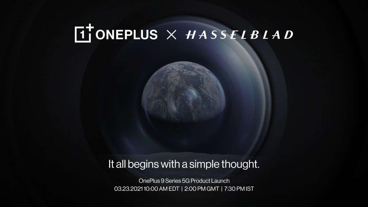 OnePlus 9 z aparatem Hasselblad