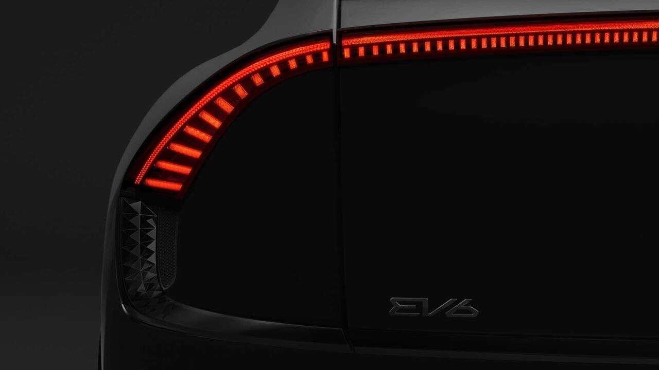 Pierwsza elektryczna Kia EV6 na zwiastunie