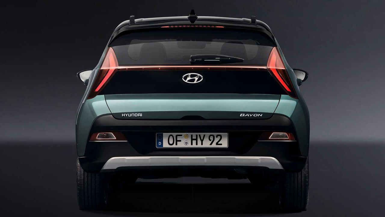 Premiera Hyundai Bayon 2022. To crossover w skórze hatchbacka