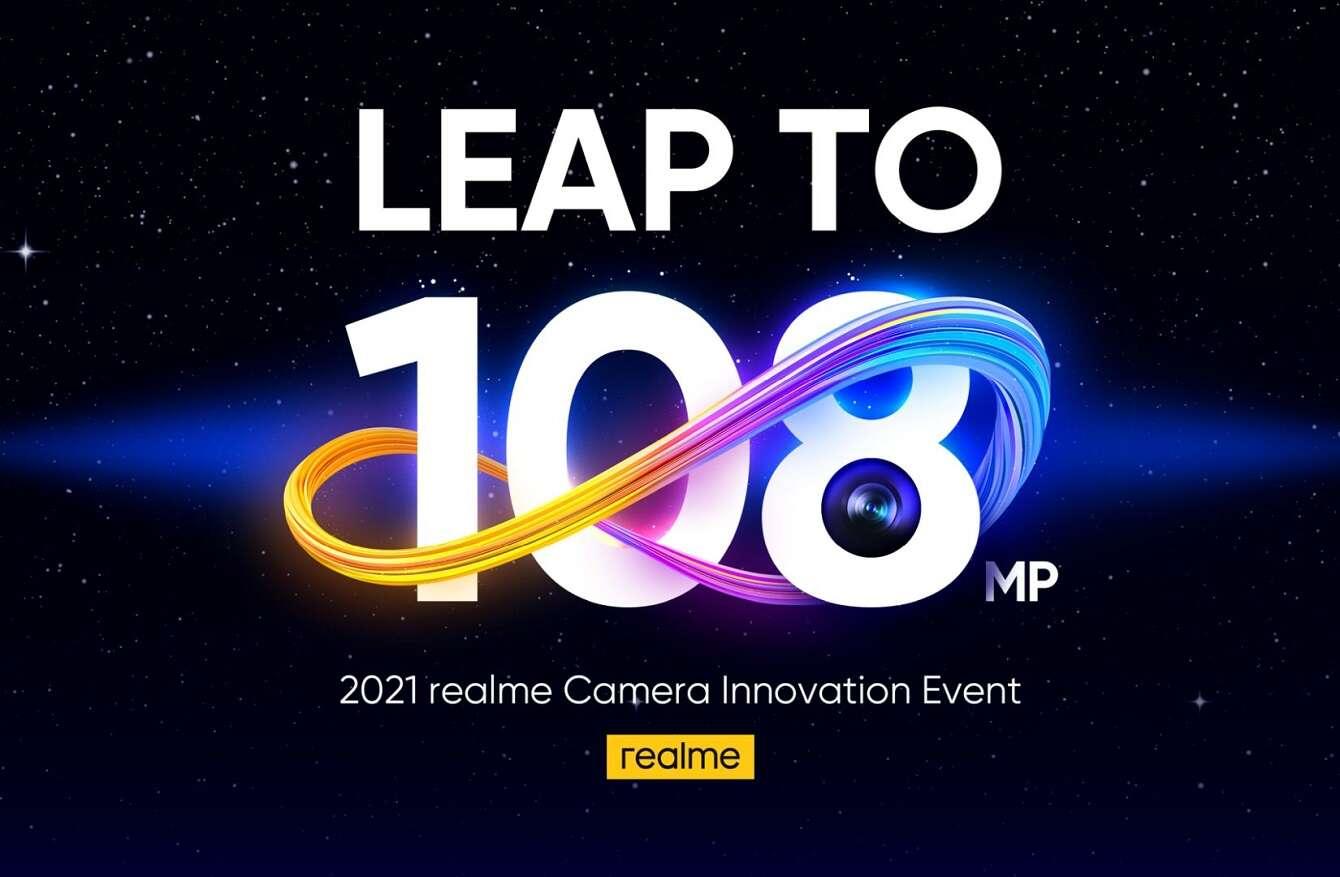 realme 8 Pro z z aparatem 108 MP to początek fotograficznych innowacji