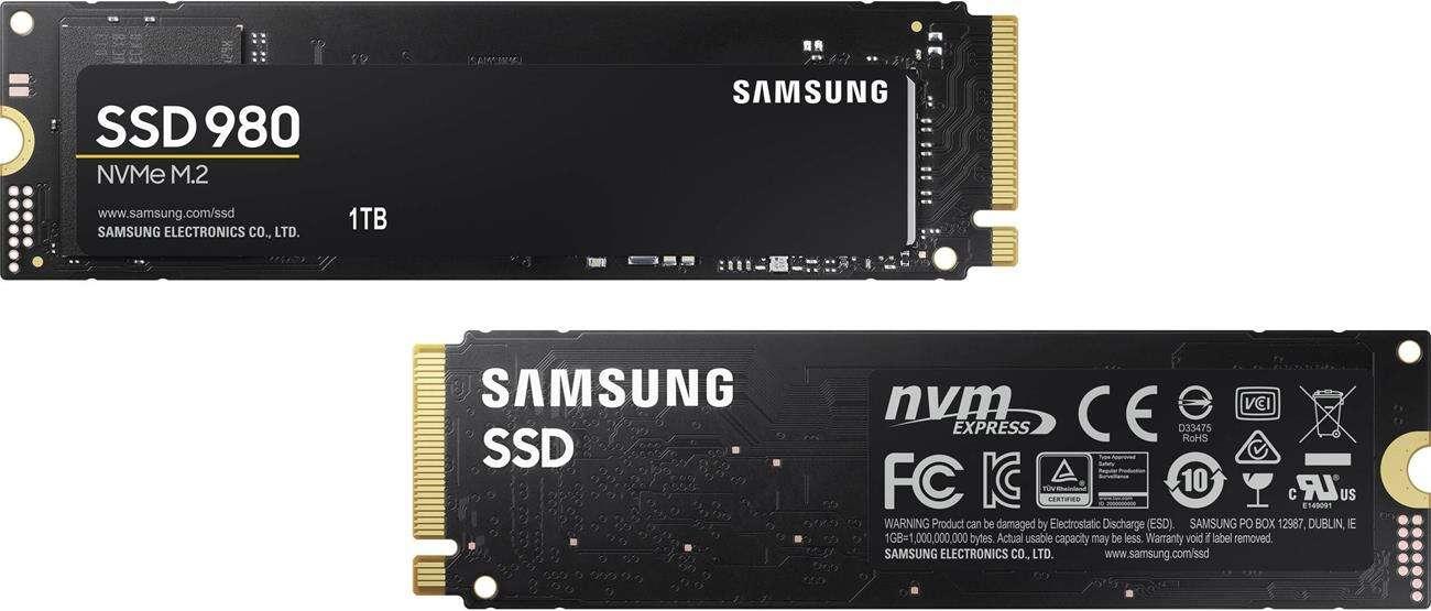 dysk Samsung 980