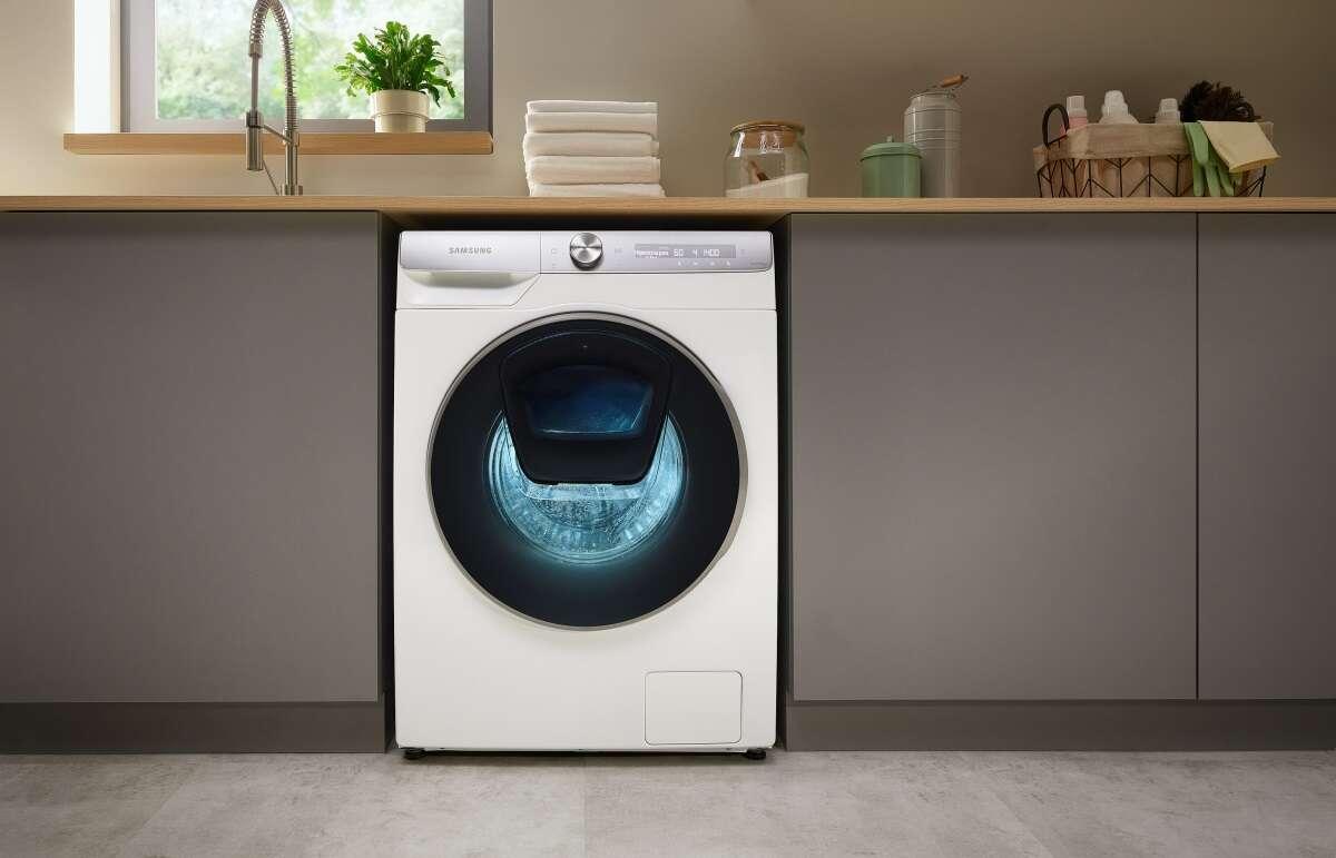Samsung AI Control - sztuczna inteligencja w pralce
