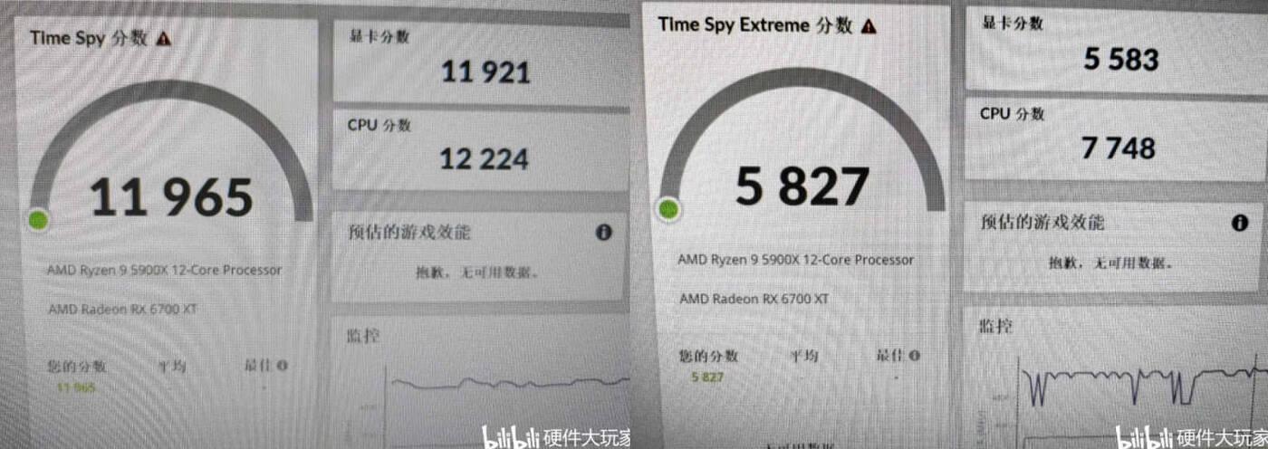 Jak Sapphire Radeon RX 6700 XT NITRO+ wypada w 3DMark?