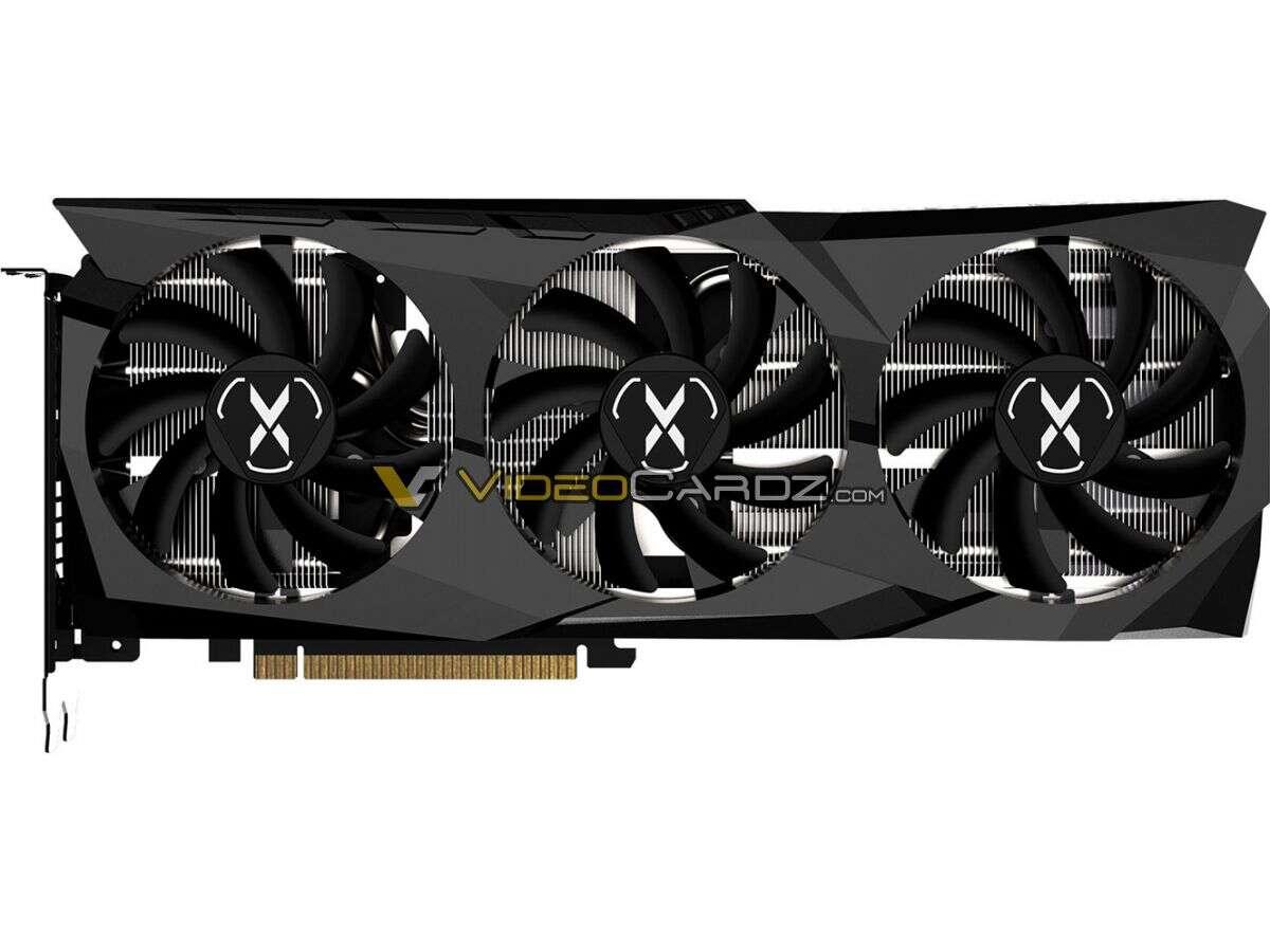 XFX Radeon RX 6700 XT 12GB Speedster SWFT309