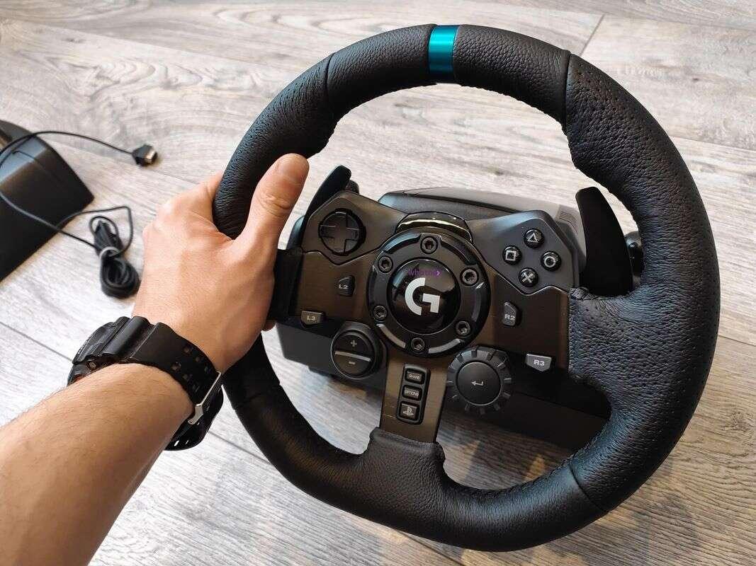 Sprawdziłem Logitech Trueforce. Rewolucja kierownic do gier wyścigowych?
