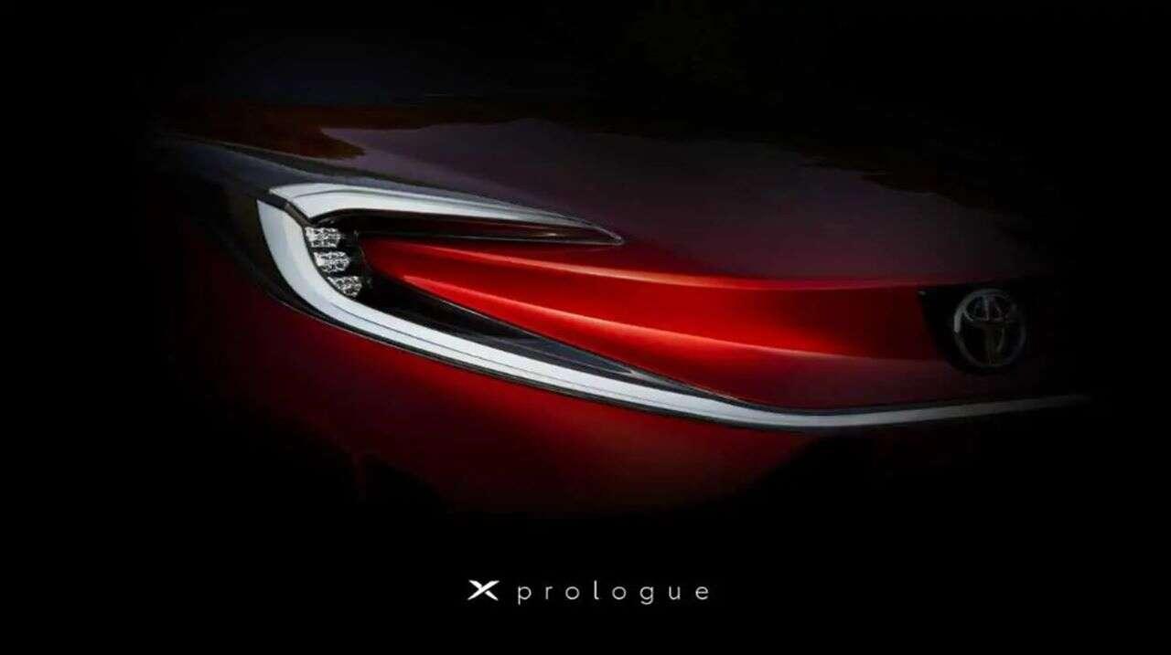 Toyota X Prologue na zwiastunie. To EV na bazie e-TGNA