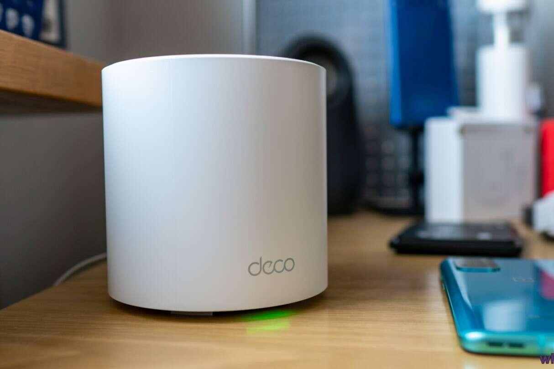TP-Link Deco X60 - system Mesh na problemy z zasięgiem Wi-Fi