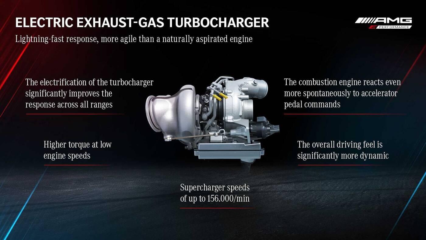 Tak będzie wyglądać elektryczna przyszłość AMG Mercedesa, czyli E Performance