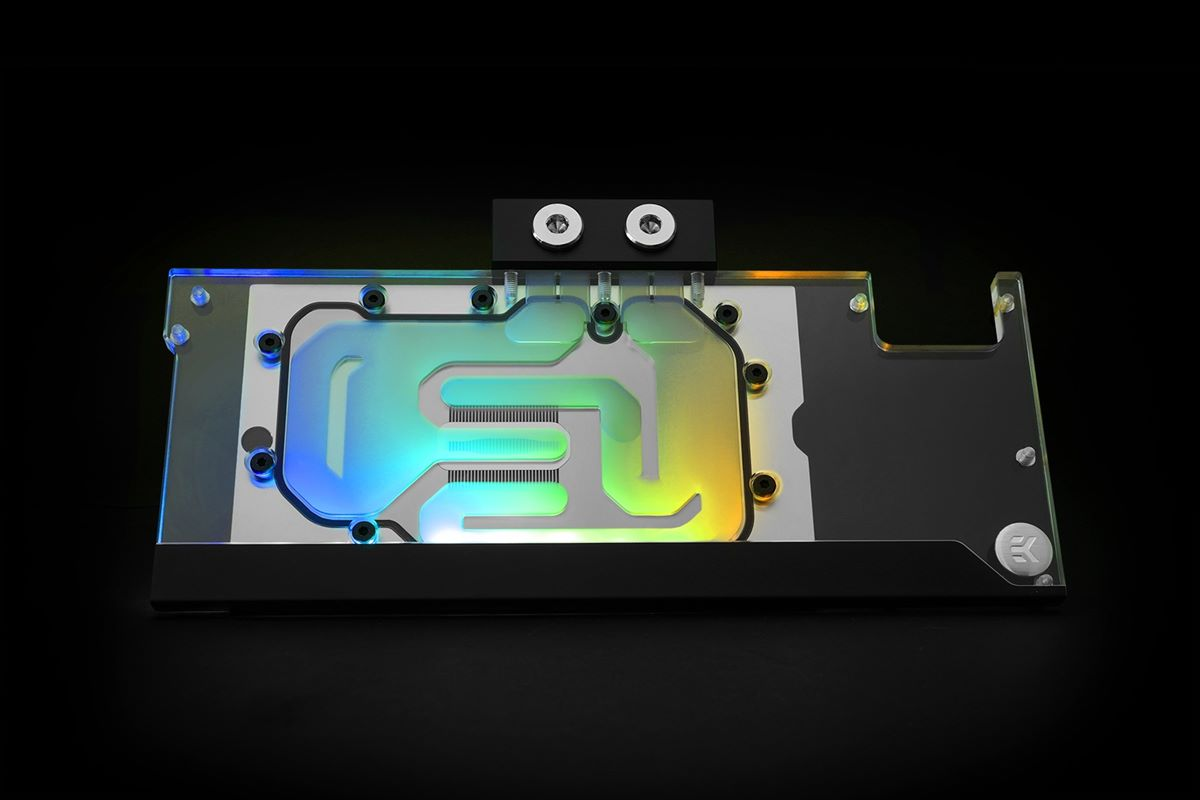 Wodne klasyki dla Radeon RX 6900, bloki wodne od EK, EK Classic Radeon,
